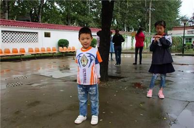 中秋节探访儿童救治中心(图5)